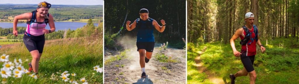 Himos Trail tarjoilee haastetta myös polkujuoksun aktiiviharrastajalle